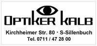 Optiker Kalb
